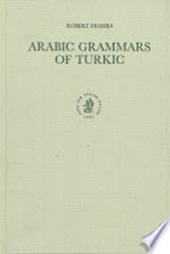 Arabic Grammars of Turkic