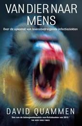 David Quammen - Van dier naar mens