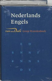W. Martin - Van Dale Groot Woordenboek Nederlands - Engels