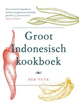 Groot Indonesisch kookboek | Beb Vuyk | 9789021558219