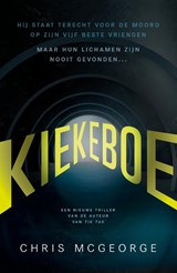 Kiekeboe | Chris McGeorge | 9789024585939