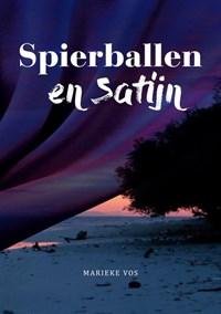 Spierballen en satijn | Marieke Vos |