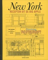 New York - recepten uit de Big Apple | Marc Grossman | 9789461430984