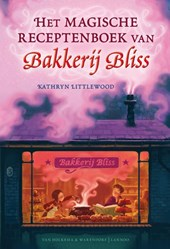 Backcard a 6 ex Het magische receptenboek van Bakkerij Bliss
