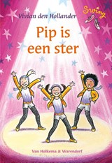 Pip is een ster | Vivian den Hollander |