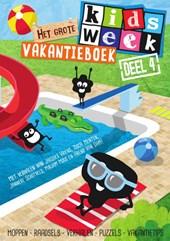 Het grote Kidsweek vakantieboek deel