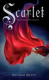 The Lunar Chronicles #2. Scarlet | Marissa Meyer | 9789020678949