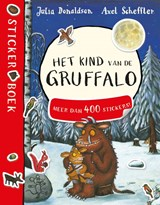 Het kind van de Gruffalo stickerboek | Julia Donaldson | 9789047709657