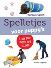 Spelletjes voor puppies