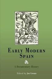 auteur onbekend - Early Modern Spain