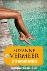 Drie zomerthrillers | Suzanne Vermeer |