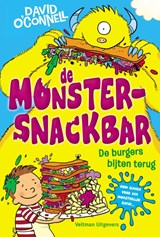 De Monstersnackbar - | David O'connell | 9789048310814