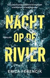 Nacht op de rivier
