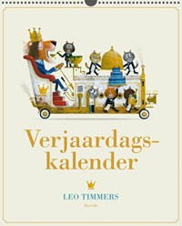 Leo Timmers Verjaardagskalender | Leo Timmers |