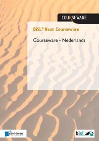 BiSL® Next Courseware   Yvette Backer ; Lex Scholten  