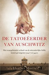 De tatoeëerder van Auschwitz | Heather Morris | 9789402700510