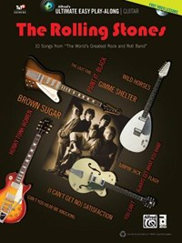 Ultimate Easy Guitar Play-Along: The Rolling Stones | Rolling Stones |
