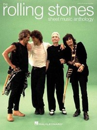 The Rolling Stones Sheet Music Anthology (Piano/Vocals/Guitar Book) | Rolling Stones |