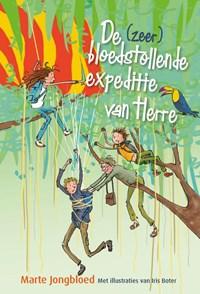 De (zeer) bloedstollende expeditie van Herre   Marte Jongbloed ; Iris Boter  