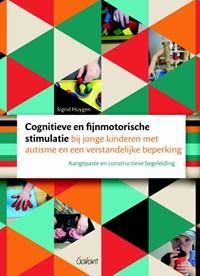 Cognitieve en fijnmotorische stimulatie bij jonge kinderen met autisme en een verstandelijke beperking   Sigrid Huygen  
