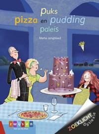 Puks pizza en pudding paleis   Marte Jongbloed  