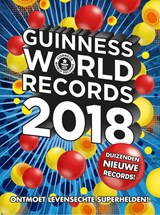 Guinness World Records 2018 | Craig Glenday | 9789026143519