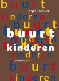 Buurtkinderen   A. Duinker  