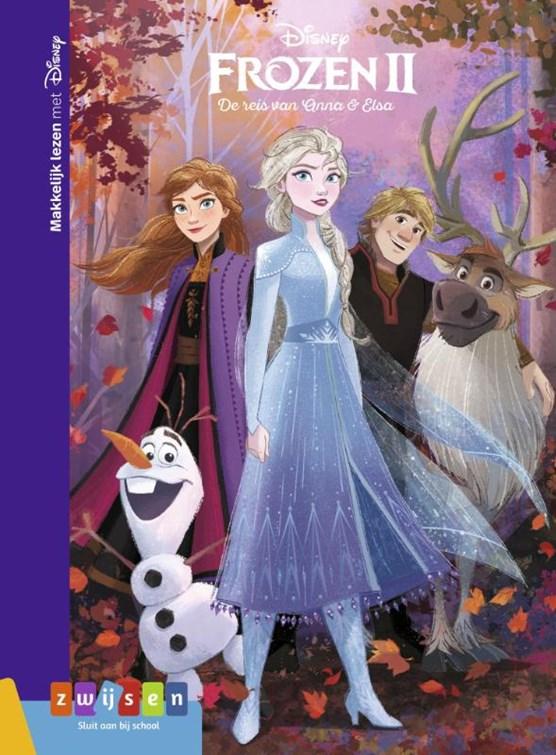 Frozen 2 De reis van Anna & Elsa