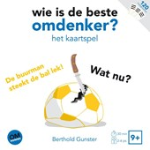 Wie is de beste omdenker? | Berthold Gunster |