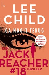 Ga nooit terug - Reacher #18 (POD) | Lee Child |