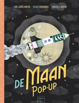 De maan Pop-up | Anne Jankéliowitch | 9789044834277
