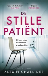 De stille patiënt | Alex Michaelides |