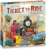 Ticket to ride India & Zwitserland | Days of Wonder | 0824968117743