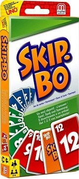 Skip-Bo | auteur onbekend | 5011363523704