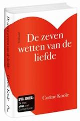 De zeven wetten van de liefde   Corine Koole   9789044632590