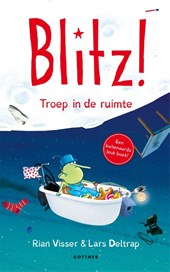Blitz! 3 : Troep in de ruimte