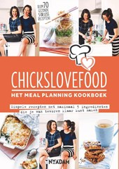 Het meal planning-kookboek