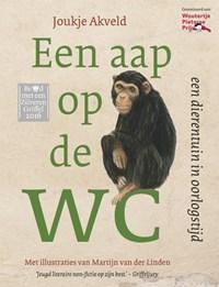 Een aap op de wc | Joukje Akveld |