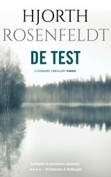 De test | Hjorth Rosenfeldt | 9789023499374