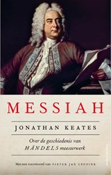 Messiah | Jonathan Keates | 9789026340888