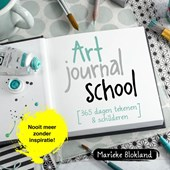 Art journal school