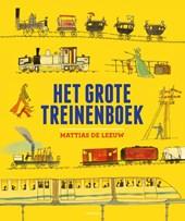 Het grote treinenboek