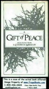 A Gift of Peace   Frances Vaughan & Rodger Walsh  