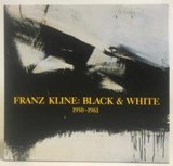 Franz Kline: Black & White 1950-1961 | Anfam, David | 0939594323