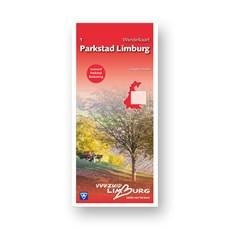 Zuid-Limburg Wandelkaart 1: Parkstad Limburg 1:25.000 geplastificeerd
