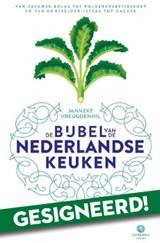 De Bijbel van de Nederlandse keuken | Janneke Vreugdenhil | 2000000006062