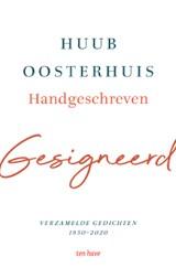 Handgeschreven - gesigneerd | Huub Oosterhuis | 2000000006260