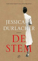 De stem - gesigneerde editie | Durlacher, Jessica | 2000000006833