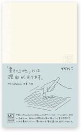 MIDORI NOTEBOOK B6 SLIM GRID | auteur onbekend |