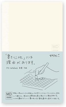 MIDORI NOTEBOOK B6 SLIM GRID